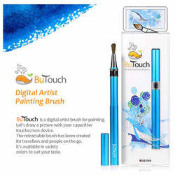 SilstarButouchBrush Pen Stylus Digital Touch Pen For Android iPhone iPad Tablet Touch Screens Blue