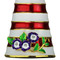 Red Lighthouse Trinket Box Bejeweled