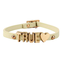 BCBGeneration True Love Bracelet Rose Gold