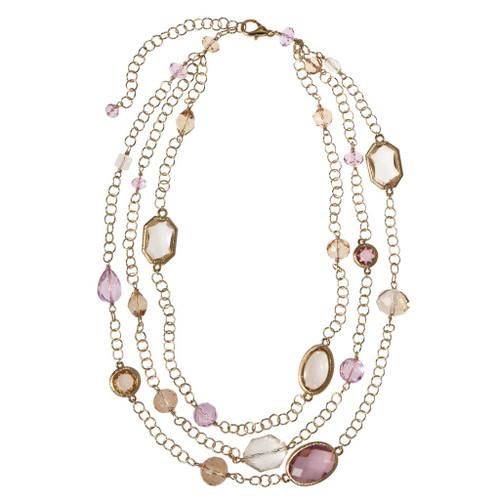 dana kellin for target 3 strand necklace
