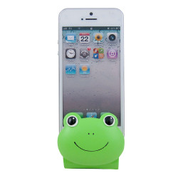 Smiling Frog Cell Phone or Card Holder