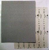 9 x 11 A/O 240 Grit Sand Paper Sheets SIA 100 Sheets