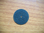 "1-1/4"" x .050"" x 1/16"" Cut Off Wheel Reinforced Type for use w/ Dremel 25 Discs - FREE SHIPPING"