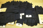 Brown Jersey Gloves 12 Pair