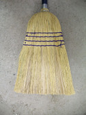 Natural Corn Broom - Lot of 1