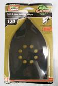 120 Grit Mega Mouse Detail Sander Sandpaper Cyclone Black & Decker H/L, 20 Sheets