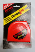 "8m / 26' Metric English Tape Measure, 1"" Blade, Starrett, Lot of 1"