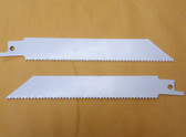 "6"" 10 TPI Reciprocating Blade Painted/Unlabeled, 38610NP0, Bi-Metal 50 Blades - FREE SHIPPING"