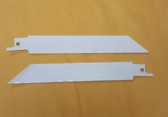 "6"" 24 TPI Reciprocating Blade Painted/Unlabeled, 38624NPO, Bi-Metal 50 Blades - FREE SHIPPING"