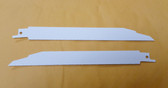 "8"" 18 TPI Reciprocating Blade SS Painted/Unlabeled, PCI#495, Bi-Metal 50 Blades - FREE SHIPPING"