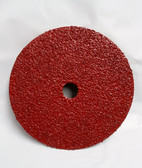 "7"" x 7/8"" Fiber Resin Sanding Disc Aluminum Oxide 16 Grit, 100 Discs"