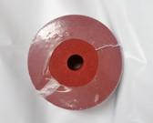 "5"" x 7/8"" Fiber Resin Sanding Disc Aluminum Oxide 60 Grit, LTS, 25 Discs"