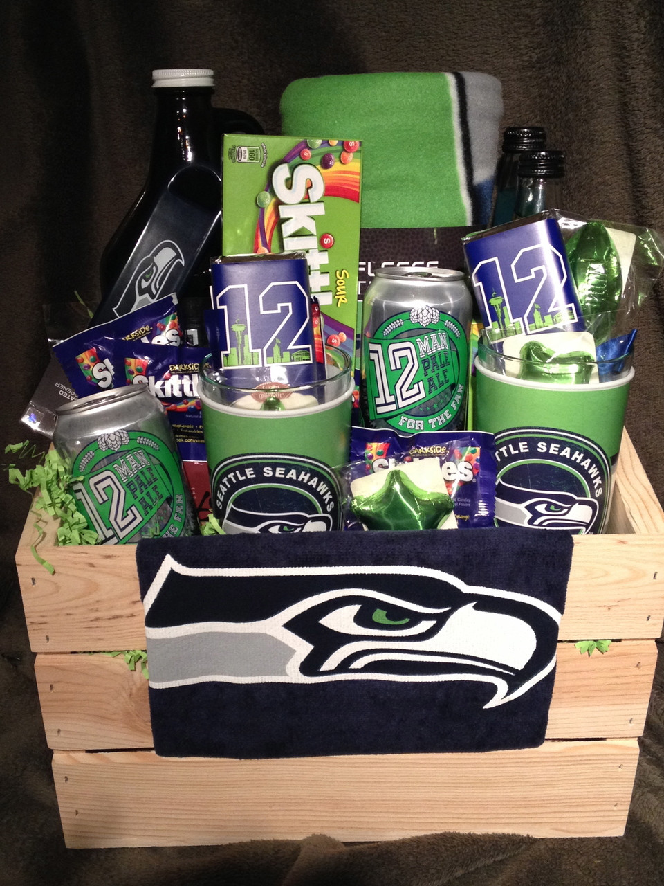 Just for Them Gift Baskets | Gift Basket Delivery to Seattle