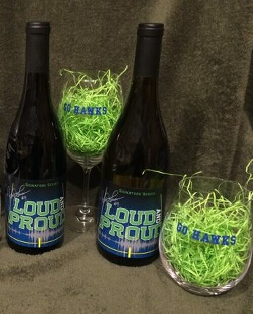 Seahawks Signature Series Wine