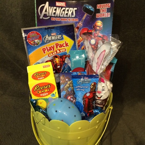 Super Hero Basket