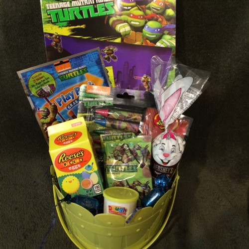 Ninja Turtle Basket