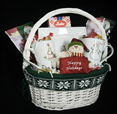 Home for the Holidays Basket