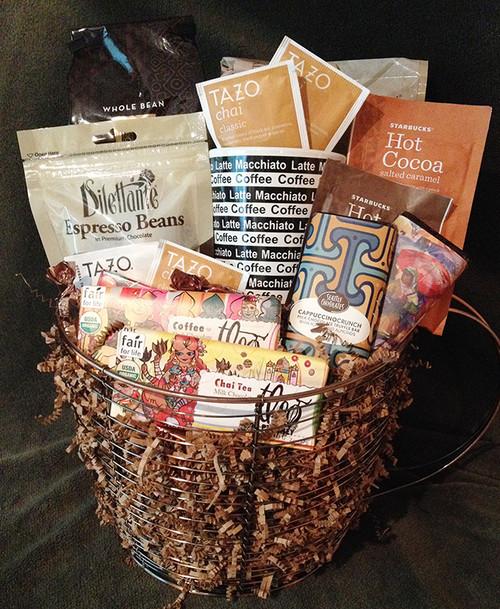 Northwest Coffee Lovers Basket