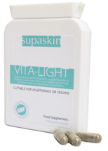 Vitamin C Skin Lightening Booster Supplement