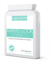 Marvel Look  For Hair Skin, Nails & Teeth