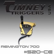 Timney 520-CE: Remington 700 w/Safety Calvin Elite 8oz to 2.5 lbs.