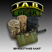 Tab Gear Mat D-Rings: Pollok Shooting Mat w/D-Rings