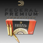Federal GM300WM: Gold Medal Match 300Win 190gr Matchking 20ct/Box