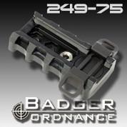 Badger Ordnance 249-75: Tactical Rapid Adjustment Mounting Point