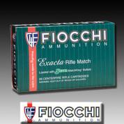 Fiocchi 308MKD: Exacta 308 Win (7.62 NATO) Sierra Match King 175gr 20/Box