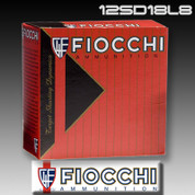 Fiocchi 12SD18L8: Shooting Dynamics Target Line 12 Ga #8 Lead Shot