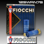"Fiocchi 12SWRN75: Super White Rino 2-3/4"" #7.5 Lead"