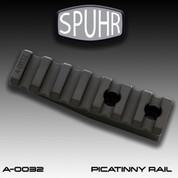 Spuhr A-0032:  Picatinny Rail