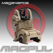Magpul MAG248FDE: MBUS Rear Sight Gen2 FDE