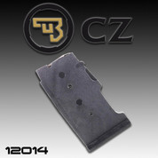 CZ Magazine CZ 455 17 Hornady Magnum Rimfire (HMR) Polymer Black 10 rnd