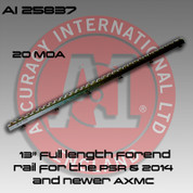 """Accuracy International AI-25837: 13"""" 20MOA Forend Rail for the PSR and AXMC"""