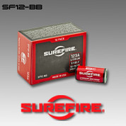 SureFire SF12-BB: SF123A Batteries 12/Box