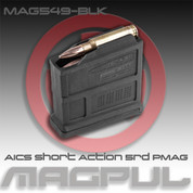 Magpul Mag549: PMAG 5 7.62 AC AICS Short Action 7.62X51mm NATO-Black