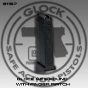 Glock MF08833: 42 380 Auto XMAG w/Ext 6