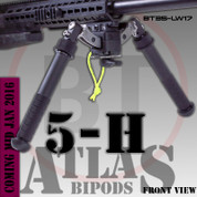 Atlas BT35-LW17: AccuShot 5-H BIPOD