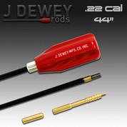 Dewey 22C-44: .22 Caliber Nylon Coated Rod ‰ÛÒ 44 Inches