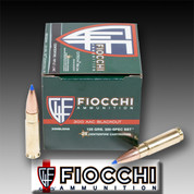 Fiocchi 300BLKHA: 300 Blackout 125gr SST 25/Box