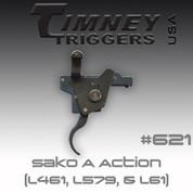 Timney 621: Sako A Action (L461, L579, & L61)