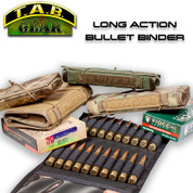 Tab Gear LABB: Long Action Caliber Bullet Binder