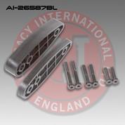 Accuracy International AI-26587BL  Butt Spacer Kit Black