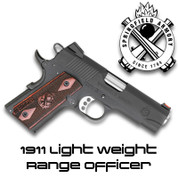 Springfield Armory LW126739: 1911 Lite Weight Range Officer .45 ACP