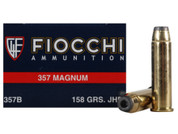 Fiocchi 357B: Magnum 158gr 50rds/Box