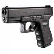 """Glock BDBY639: G19 G3 9mm 15+1 4"""" FS w/Two 15rd Mags, Acc & Case"""