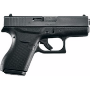 "Glock G42 380ACP 6+1 3.25"" FS w/Two 6rd Mags, Acc & Case"