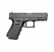 "Glock Gen 4: G19 9mm Compact 4"" Fixed Site w/Three 15rd Mags"