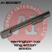 Accuracy International AI-20057: Long Action 20 MOA Action Rail